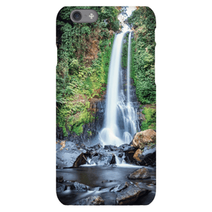 SHELL SMARTPHONE GITGIT WATERFALL Smartphone Case Ultra Thin Case / iPhone 6S - Thibault Abraham