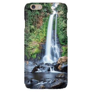 SHELL SMARTPHONE GITGIT WATERFALL Smartphone Case Ultra Thin Case / iPhone 6 - Thibault Abraham