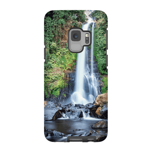 SHELL SMARTPHONE GITGIT WATERFALL Smartphone Case Hard Shell / Samsung Galaxy S9 - Thibault Abraham