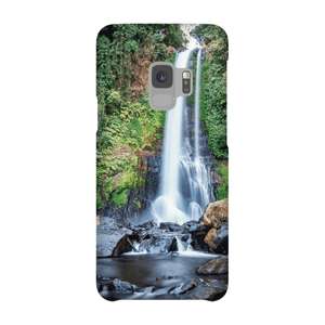 SHELL SMARTPHONE GITGIT WATERFALL Smartphone Case Ultra Thin Case / Samsung Galaxy S9 - Thibault Abraham