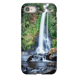 SMARTPHONE CASE GITGIT WATERFALL Smartphone Tough Case / iPhone 8 - Thibault Abraham