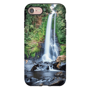 SMARTPHONE CASE GITGIT WATERFALL Smartphone Tough Case / iPhone 7 - Thibault Abraham