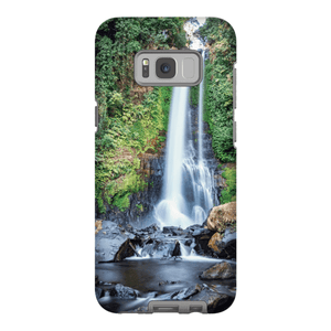 SHELL SMARTPHONE GITGIT WATERFALL Smartphone Case Hard Shell / Samsung Galaxy S8 - Thibault Abraham