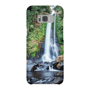SHELL SMARTPHONE GITGIT WATERFALL Smartphone Case Ultra Thin Case / Samsung Galaxy S8 - Thibault Abraham