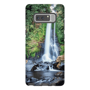 SMARTPHONE CASE GITGIT WATERFALL Smartphone Tough Case / Samsung Galaxy Note 8 - Thibault Abraham