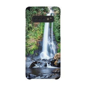 SHELL SMARTPHONE GITGIT WATERFALL Smartphone Case Ultra Thin Case / Samsung Galaxy S10 - Thibault Abraham