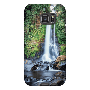 SHELL SMARTPHONE GITGIT WATERFALL Smartphone Case Hard Shell / Samsung Galaxy S7 - Thibault Abraham