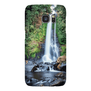 SHELL SMARTPHONE GITGIT WATERFALL Smartphone Case Ultra Thin Case / Samsung Galaxy S7 - Thibault Abraham