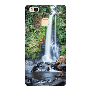 SHELL SMARTPHONE GITGIT WATERFALL Smartphone Case Ultra Thin Case / Huawei P9 Lite - Thibault Abraham