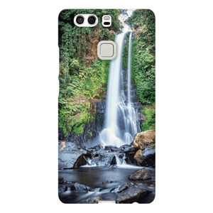 SHELL SMARTPHONE GITGIT WATERFALL Smartphone Case Ultra Thin Case / Huawei P9 - Thibault Abraham