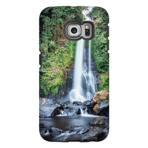 SMARTPHONE CASE GITGIT WATERFALL Smartphone Tough Case / Samsung Galaxy S6 Edge - Thibault Abraham