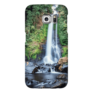 SHELL SMARTPHONE GITGIT WATERFALL Smartphone Case Ultra Thin Case / Samsung Galaxy S6 Edge - Thibault Abraham