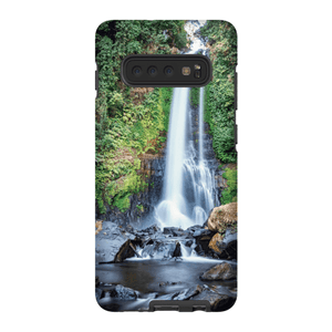 SMARTPHONE CASE GITGIT WATERFALL Smartphone Tough Case / Samsung Galaxy S10 Plus - Thibault Abraham