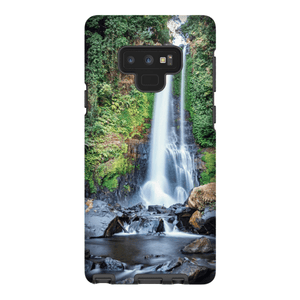 SMARTPHONE CASE GITGIT WATERFALL Smartphone Tough Case / Samsung Galaxy Note 9 - Thibault Abraham