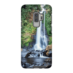 SMARTPHONE CASE GITGIT WATERFALL Smartphone Tough Case / Samsung Galaxy S9 Plus - Thibault Abraham