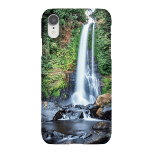 COQUE SMARTPHONE GITGIT WATERFALL Coque Smartphone Coque ultra fine / iPhone XR - Thibault Abraham
