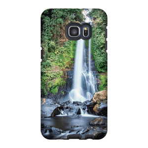 SHELL SMARTPHONE GITGIT WATERFALL Smartphone Case Hard Shell / Samsung Galaxy S6 Edge Plus - Thibault Abraham