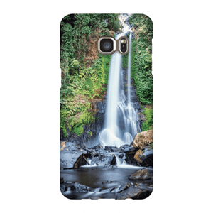 SHELL SMARTPHONE GITGIT WATERFALL Smartphone Case Ultra Thin Shell / Samsung Galaxy S6 Edge Plus - Thibault Abraham
