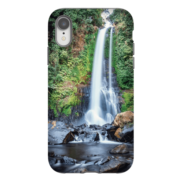 COQUE SMARTPHONE GITGIT WATERFALL Coque Smartphone Coque rigide / iPhone XR - Thibault Abraham