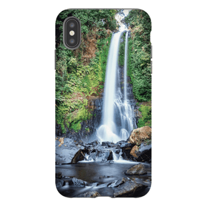 SMARTPHONE CASE GITGIT WATERFALL Smartphone Tough Case / iPhone XS Max - Thibault Abraham