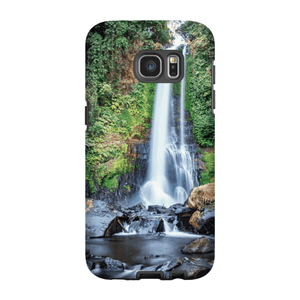 SMARTPHONE CASE GITGIT WATERFALL Smartphone Tough Case / Samsung Galaxy S7 Edge - Thibault Abraham