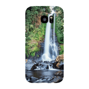 SHELL SMARTPHONE GITGIT WATERFALL Smartphone Case Ultra Thin Case / Samsung Galaxy S7 Edge - Thibault Abraham