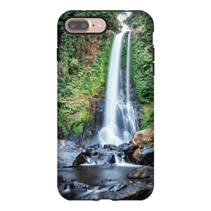 SHELL SMARTPHONE GITGIT WATERFALL Smartphone Case Hard Shell / iPhone 7 Plus - Thibault Abraham