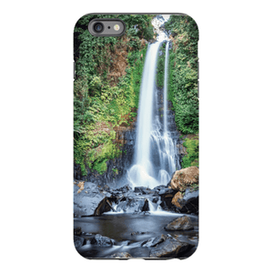 SHELL SMARTPHONE GITGIT WATERFALL Smartphone Case Hard Shell / iPhone 6 Plus - Thibault Abraham