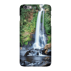 COQUE SMARTPHONE GITGIT WATERFALL Coque Smartphone Coque ultra fine / iPhone 6 Plus - Thibault Abraham