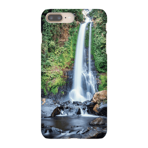 COQUE SMARTPHONE GITGIT WATERFALL Coque Smartphone Coque ultra fine / iPhone 8 Plus - Thibault Abraham