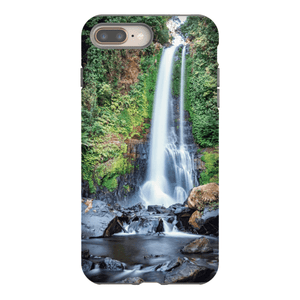 SHELL SMARTPHONE GITGIT WATERFALL Smartphone Case Hard Shell / iPhone 8 Plus - Thibault Abraham