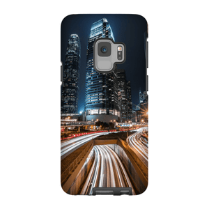 SHELL SMARTPHONE HYPERSPEED Smartphone Case Hard Shell / Samsung Galaxy S9 - Thibault Abraham