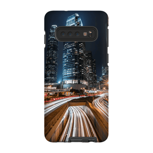 SHELL SMARTPHONE HYPERSPEED Smartphone Case Hard Shell / Samsung Galaxy S10 - Thibault Abraham