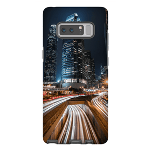 SHELL SMARTPHONE HYPERSPEED Smartphone Case Hard Shell / Samsung Galaxy Note 8 - Thibault Abraham