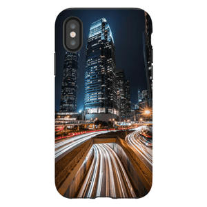 SHELL SMARTPHONE HYPERSPEED Smartphone Case Hard Shell / iPhone X - Thibault Abraham