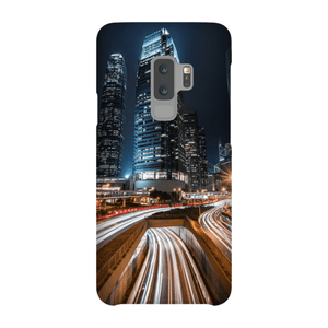 SHELL SMARTPHONE HYPERSPEED Smartphone Case Ultra Thin Case / Samsung Galaxy S9 Plus - Thibault Abraham