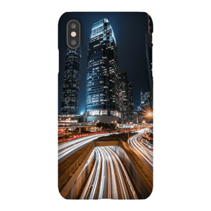 SHELL SMARTPHONE HYPERSPEED Smartphone Case Ultra Thin Case / iPhone XS Max - Thibault Abraham