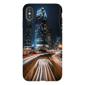 SHELL SMARTPHONE HYPERSPEED Smartphone Case Hard Shell / iPhone XS Max - Thibault Abraham