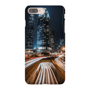 SHELL SMARTPHONE HYPERSPEED Smartphone Case Ultra Thin Case / iPhone 8 Plus - Thibault Abraham