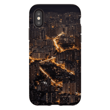 Load image in gallery, LION ROCK HILLS SMARTPHONE CASE Smartphone case Hard case / iPhone XS - Thibault Abraham