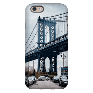 COQUE SMARTPHONE MANHATTAN BRIDGE Coque Smartphone Coque rigide / iPhone 6S - Thibault Abraham