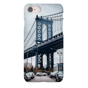 COQUE SMARTPHONE MANHATTAN BRIDGE Coque Smartphone Coque ultra fine / iPhone 8 - Thibault Abraham