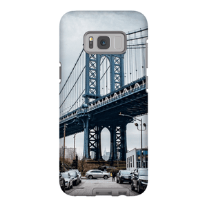 COQUE SMARTPHONE MANHATTAN BRIDGE Coque Smartphone Coque rigide / Samsung Galaxy S8 Plus - Thibault Abraham