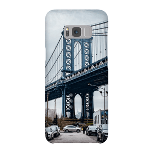 COQUE SMARTPHONE MANHATTAN BRIDGE Coque Smartphone Coque ultra fine / Samsung Galaxy S8 Plus - Thibault Abraham