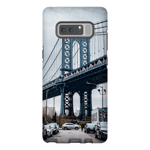 COQUE SMARTPHONE MANHATTAN BRIDGE Coque Smartphone Coque rigide / Samsung Galaxy Note 8 - Thibault Abraham