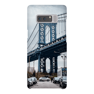 COQUE SMARTPHONE MANHATTAN BRIDGE Coque Smartphone Coque ultra fine / Samsung Galaxy Note 8 - Thibault Abraham