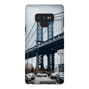 COQUE SMARTPHONE MANHATTAN BRIDGE Coque Smartphone Coque rigide / Samsung Galaxy Note 9 - Thibault Abraham