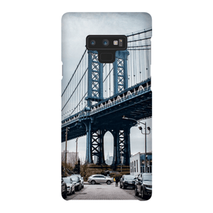 COQUE SMARTPHONE MANHATTAN BRIDGE Coque Smartphone Coque ultra fine / Samsung Galaxy Note 9 - Thibault Abraham