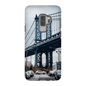 COQUE SMARTPHONE MANHATTAN BRIDGE Coque Smartphone Coque rigide / Samsung Galaxy S9 Plus - Thibault Abraham