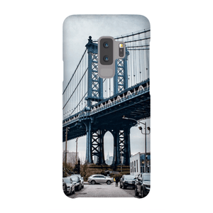 COQUE SMARTPHONE MANHATTAN BRIDGE Coque Smartphone Coque ultra fine / Samsung Galaxy S9 Plus - Thibault Abraham